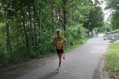 Anna Rahm Bagisloppet 2016. Foto Bagisloppet