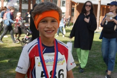 Caio Pruth Lilla Bagisloppet 2016. Foto Bagisloppet