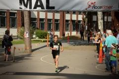 Målgång Bagisloppet 2016. Foto Bagisloppet