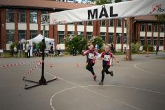 Slutspurt Lilla Bagisloppet 2016