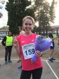 Linda Jerrewing Strömberg, seger D10km